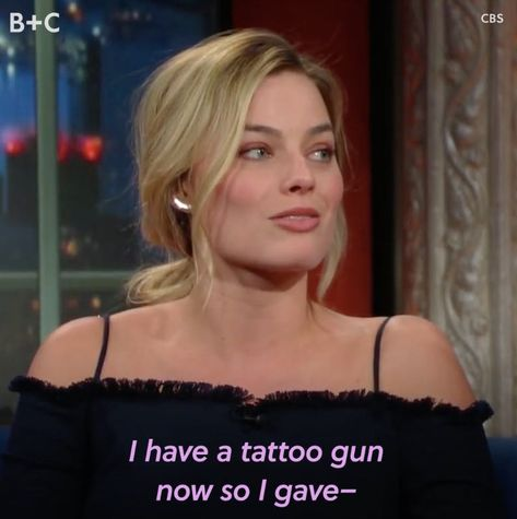 Hanging Out with Margot Robbie Sounds Like an Adventure!