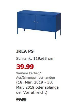 Ikea Freiburg Ps Schrank Blau 119x63 Cm Mit Bildern Ikea