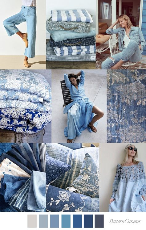 Chambray Vacay by Pattern Curator
