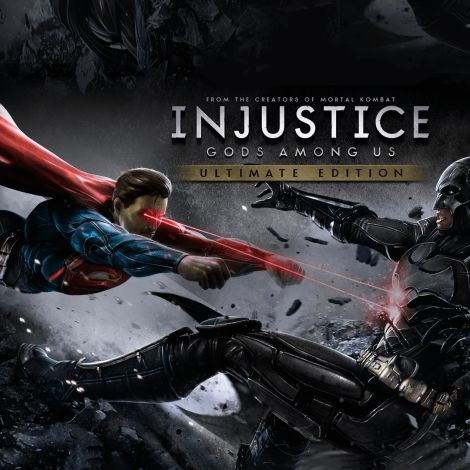 Injustice Gods Among Us Ultimate Edition Fighting Video Game Artwork Gameplay Concept Art Gaming Ad Fighting Games Video Game Genre Video Games Artwork