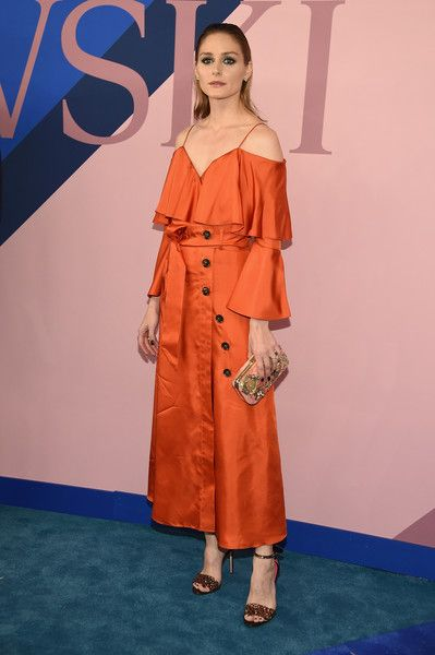 Olivia Palermo - The Most Fabulous Looks at the CFDA Fashion Awards - Photos