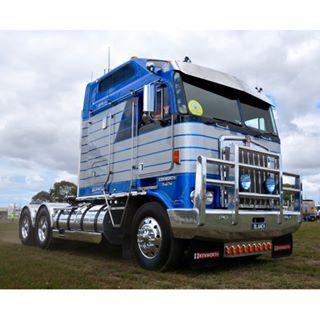 Bland Bigcab Kenworth Australiankenworth Trucks Convoy Nikon