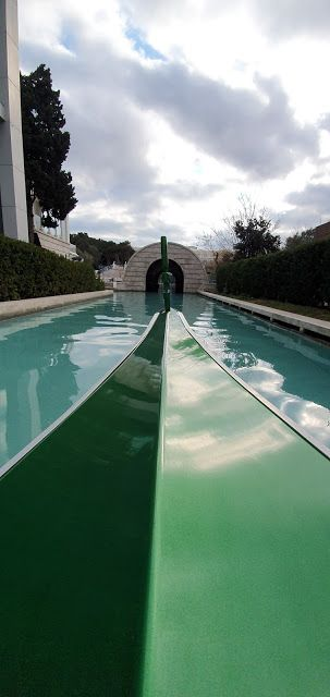 فينسيا المصغرة في باكو The Italian Venice Outdoor Outdoor Decor Pool