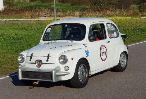 1964 Fiat Abarth 850tc Nurburgring Corsa Fiat Abarth Bmw Isetta