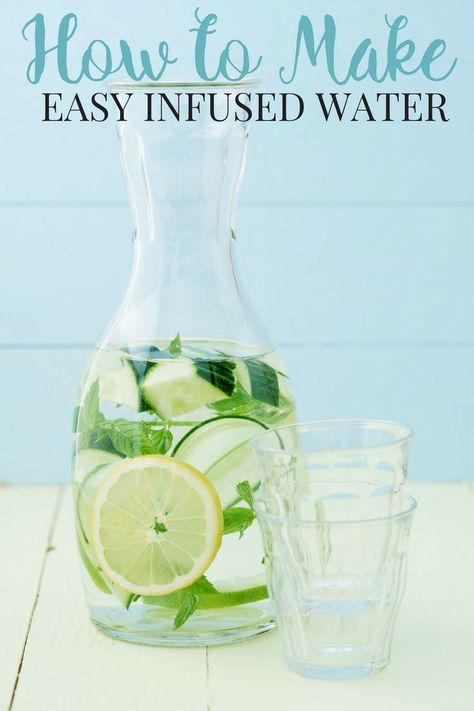 Infused water is simple, but there are some steps you should take to make sure you have the most flavorful and nutrient-filled infused water you can!