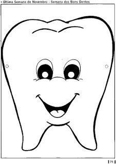 Fio Dental Todos Os Dias Com Imagens Dentes Desenho Dente