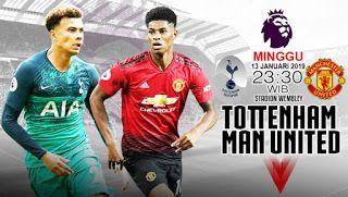 Berita Bola Terkini Tottenham Vs Mu English Premier League Liga