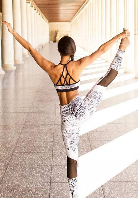 Performance Fashion for a Fitness Lifestyle.