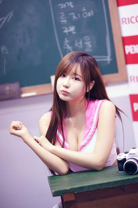♥ Ryu Ji Hye @ The 23rd Seoul International Photo