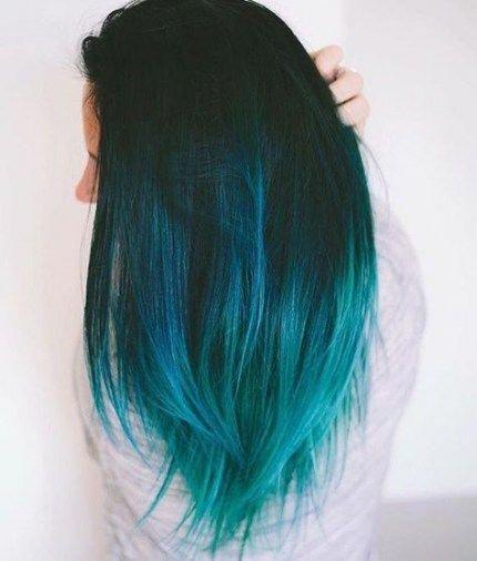 32 Trendy Hair Color Pastel Aqua Hair Ombrehaircolors Teal