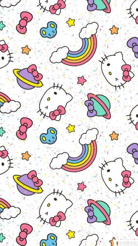 Kawaii Wallpaper Backgrounds Tumblr Hello Kitty 65 Ideas Wallpaper Hello Kitty Hello Kitty Gambar