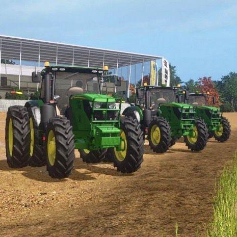 John Deere #fs17 #fs19 | Farming simulator | Tractors, Lawn