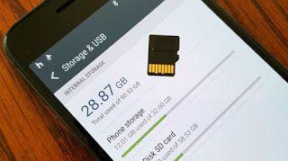 Cara Mengubah Kartu Microsd Menjadi Memori Internal Terbaru Di 2020 Smartphone Multimedia Aplikasi