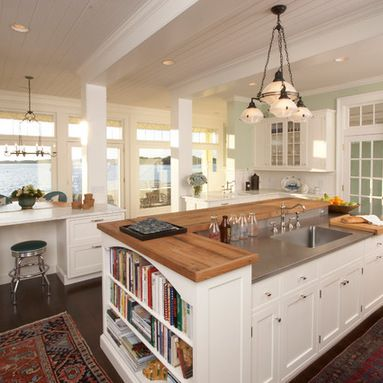 beach style kitchen design ideas pictures remodel and decor rh ar pinterest com