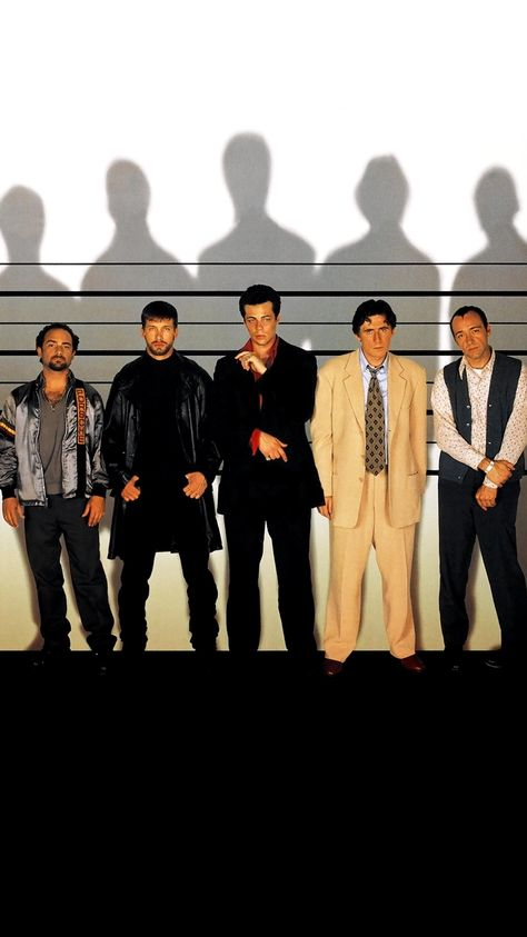 The Usual Suspects (1995) Phone Wallpaper | Moviemania