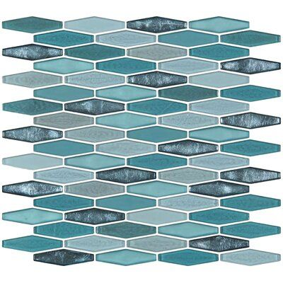 Thomas Avenue Ceramics Caldera 12 X 12 Glass Mosaic Tile Wayfair In 2020 Mosaic Glass Mosaic Wall Tiles Glass Mosaic Tiles