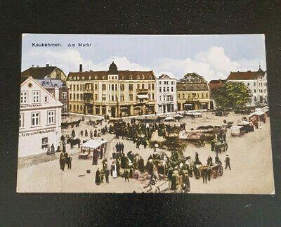 39034549 Koenigsberg Hauptbahnhof In Koenigsberg Kaliningrad Gelaufen 1942 Eur 8 98 Picclick De Hauptbahnhof Ostpreussen Bahnhof