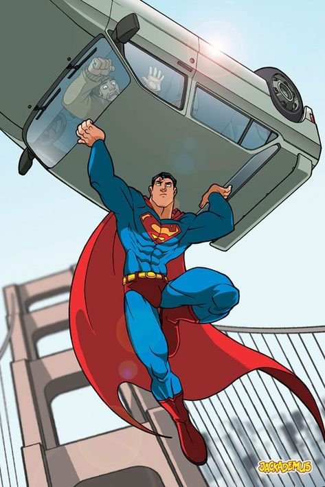 Outstanding Collection of Superman Artworks | Abduzeedo Design Inspiration
