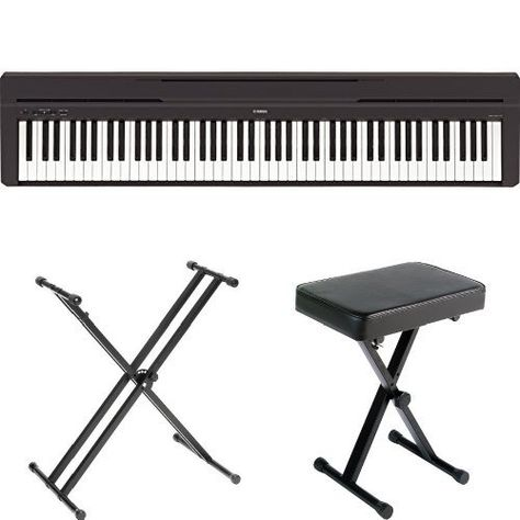 Yamaha Digital Piano Stand Bench With Images Yamaha Digital Piano Drafting Desk Digital Piano