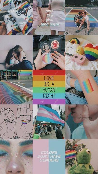 »LGBT+ Wallpapers🌈💜« - 🌈 2 🌈 - #2 #LGBT #wallpapers