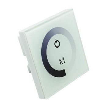 Led Dimmer Voor 12 24 Volt Ledlampen Touch Panel In 2020 Led Lampen Caravan