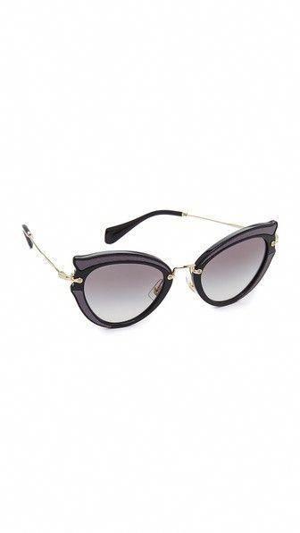 33ab83f9592c Cat-ear shaped sunglasses