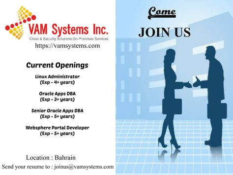 Wanted 1 Linux Administrator 2 Oracle Apps DBA 3 Senior Oracle - web sphere administrator resume
