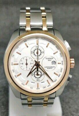 Tissot 1853 Couturier Chronograph Quartz Mens Watch Tissot Mens Watch Watches For Men Tissot Watches