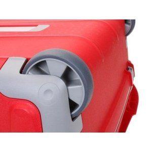 EU限定 サムソナイト フレームタイプ エアリス Lサイズ 71cm 87.5L 2輪 ブラック 大型 無料受託手荷物サイズ  長期旅行 スーツケース キャリーケース