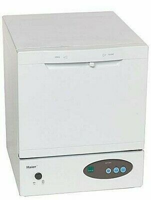 Sponsored Link Haier Countertop Portable Compact Dishwasher