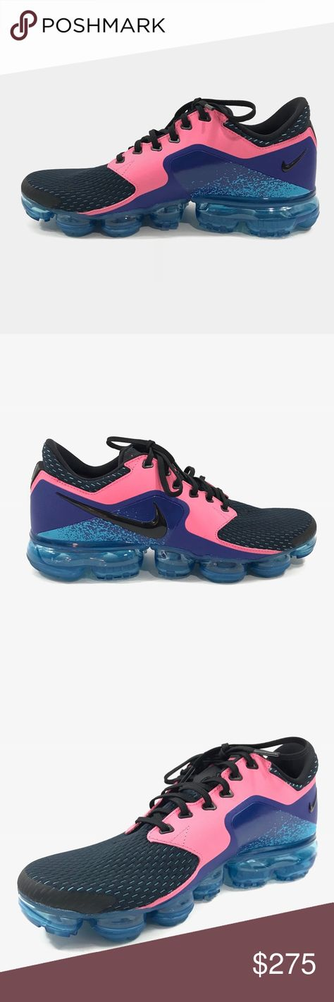 46fbe894dd3c Nike WMNS Air Vapormax CS Running Shoes ~RARE~ Nike WMNS Air Vapormax CS  Running Shoes Blue Pink Black Sz 10.5 AH9045-600 RARE New without box and  unworn.