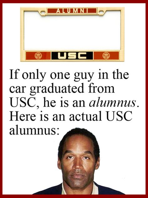 This is my BIGGEST pet peeve!!!! The plural of alumni is an ...