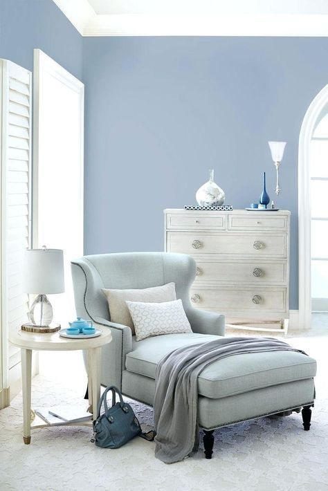 25 Best Ideas About Pale Blue Paints On Pinterest Light Rooms Coastal Cottage And Bedroomslight Interior P Blue Bedroom Walls Elegant Home Decor Bedroom Colors