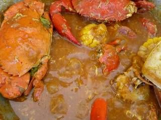 Resep Kepiting Saos Padang Pedas Oleh Msanggraini Resep Resep Kepiting Resep Seafood Resep