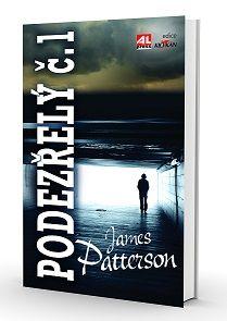 Výsledek obrázku pro Podezřelý č.1 James Patterson