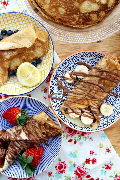 Perfect Crepes! - Jane's Patisserie