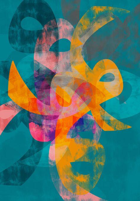 Digital Art Exhibition | 2013 Negah Gallery on Behance