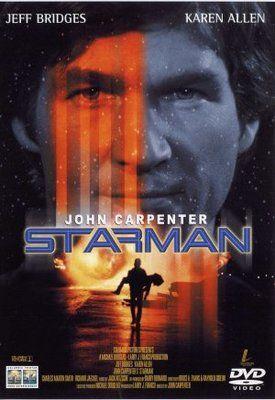 Starman Poster Starman 1984 Starman Movie Classic Movies