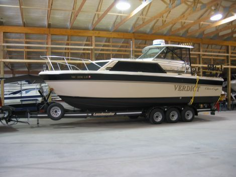 1982 Chris Craft Catalina 281 Fishing Boat For Sale In Bay City Mi Fishing Boats For Sale Boats For Sale Fishing Boats