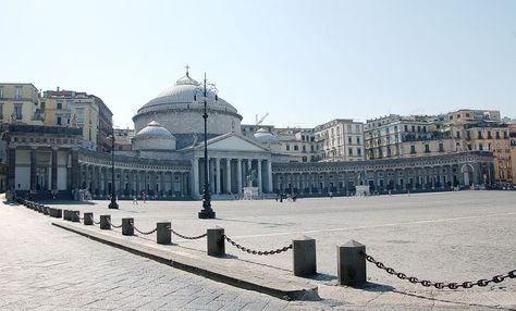 Naples ; Italian: Napoli