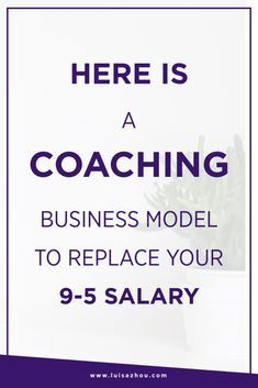 How to Choose The Right Online Coaching Business Model (2021)
