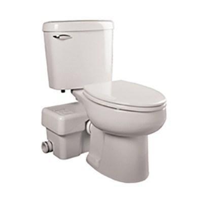 Liberty Pumps Ascentii Rsw Ascent Ii Macerating Toilet System