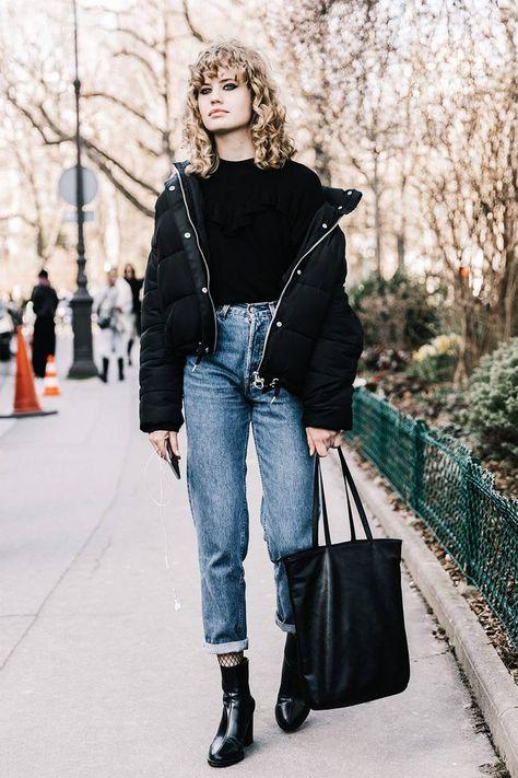 Netzstrumpfhose, Herbst / Winter Pariser Garderobe, Pariser Chic, Pariser Streetstyle Source b