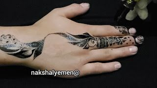 نقش عرايس Hand Tattoos Henna Hand Tattoo Hand Henna