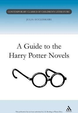 Pdf Download A Guide To The Harry Potter Novels Free By Julia Eccleshare In 2020 Novels Harry Potter Harry