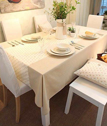 Wfljl Modern Simplicity Tablecloth Living Room Coffee Table Cover Cloth Stitching 140x180cm Coffee Table Cover Living Room Coffee Table Dining Room Table