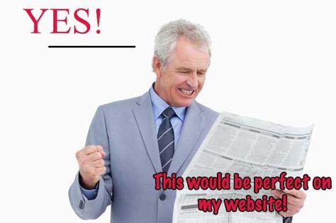 News Articles and Market Reports - Duplicates and SEO No No's » Personal SEO