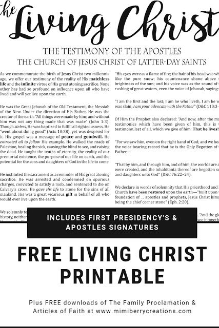 photo relating to The Living Christ Free Printable called Totally free The Dwelling Christ Huge Printable Church Relatives