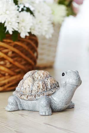 Schildkrote Als Gartendeko Gartenfigur Pflanztopf Schuh Blumentopf Ubertopf Schildkrote Tiere Wildlife Deko Figur Turtle Garten Ideen Gestaltung Garten Deko