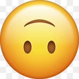 Confused Face Confused Face Emoji Stickers Emoticon